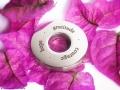 Inscribed Pendant | 30mm diameter